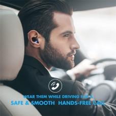 Наушники гарнитура вакуумные Bluetooth SkyMaxx Mini Black (111722144)