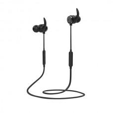 Наушники гарнитура вакуумные Bluetooth SkyMaxx Magnetic Sports aptX Low Latency Black (111722150)