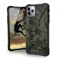 Чехол накладка TPU UAG Pathfinder SE Camo для iPhone 11 Pro Max Forest Green (111727117271)