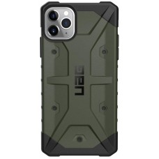 Чехол накладка TPU UAG Pathfinder для iPhone 11 Pro Max Olive Green (111727117272)
