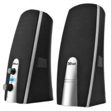 Акустическая система Trust MiLa 2.0 Speaker Set Black (16697)