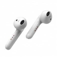 Наушники гарнитура вкладыши Bluetooth Mobvoi TicPods 2 WH72016 Ice White (191307000555)