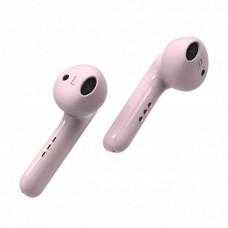 Наушники гарнитура вкладыши Bluetooth Mobvoi TicPods 2 Pro WH72026 Blossom Pink (191307000647)