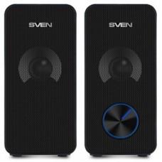 Акустическая система 2.0 Sven 335 Black (20021010)