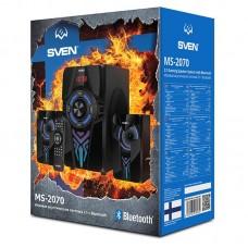 Акустическая система 2.1 Sven MS-2070 Black (20100048)