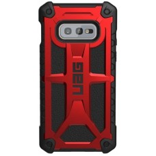 Чeхол накладка TPU UAG Monarch для Samsung S10e G970 Crimson Red (211331119494)
