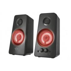 Акустическая система 2.0 Trust GXT 608 Tytan Illuminated Speaker Set Black (21202)