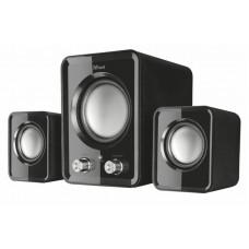Акустическая система 2.1 Trust Ziva Compact Speaker Set Black (21525)