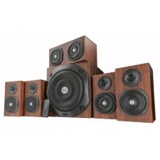 Акустическая система 5.1 Trust Vigor Surround Speaker System Brown (21786)