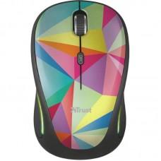 Мышь Wireless Trust Yvi FX (22337) Geometrics Multicolor USB