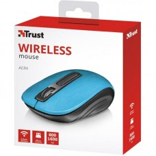 Мышь Wireless Trust Aera (22373) Blue USB