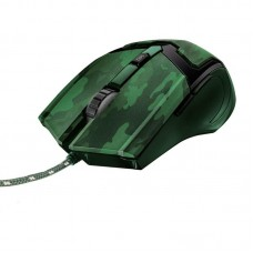Мышь Trust GXT 101D (22793) Jungle Camo Green USB