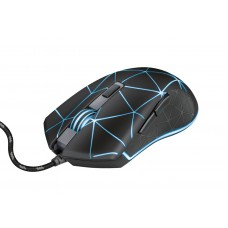 Мышь Trust GXT 133 Locx Illuminated Gaming (22988) Black USB