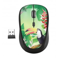 Мышь Wireless Trust Yvi Toucan (23389) Black USB