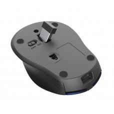 Мышь Wireless Trust Zaya Rechargeable WL (24018) Blue USB