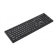Клавиатура 2E KS210 Slim WL (2E-KS210WB) Wireless Black USB