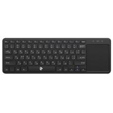 Клавиатура 2E KT100 WL (2E-KT100WB) Wireless USB Black