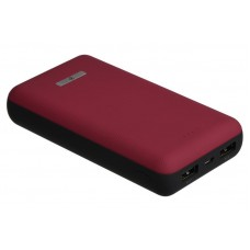 УМБ 2E Sota Slim 20000mAh 2USB 2.1A Red (2E-PB2006AS-RED)