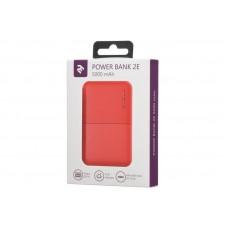 УМБ 2E 5000mAh 2USB 2.1A Red (2E-PB500B-RED)