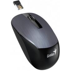 Мышь Wireless Genius NX-7015 (31030015400) Iron Grey USB