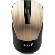 Мышь Wireless Genius NX-7015 (31030015402) Gold USB