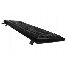 Клавиатура Genius Smart KB-100 (31300005410) Ukr Black USB