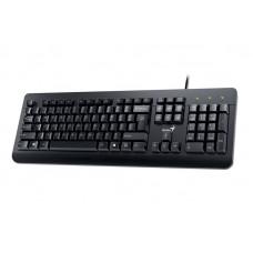 Комплект клавиатура + мышь Genius KM-160 UKR (31330001419) USB Black