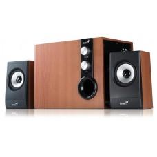 Акустическая система 2.1 Genius SW-HF2.1 1205 II Wood (31730012400)