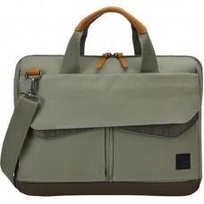 Сумка для ноутбука Case Logic LoDo Attache LODA-115 Petrol Textile Green (3203179) 15.6