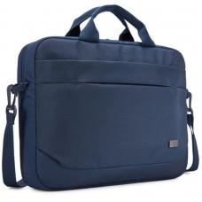 Сумка для ноутбука Case Logic 14 Advantage Attache ADVA-114 Dark Blue (3203987)