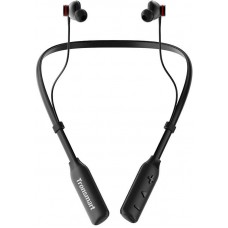 Наушники гарнитура вакуумные Bluetooth Tronsmart Encore S2 Plus Black (322482)