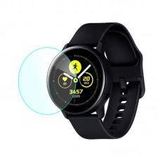 Защитное стекло Optima 2.5D для Samsung Galaxy Watch Active R500 прозрачный