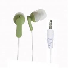 Наушники вакуумные Smartfortec SE-105 Green