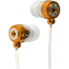 Наушники вакуумные Smartfortec SE-107 Orange (44123)