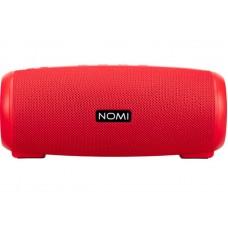 Колонка портативная Bluetooth Nomi Play 2 (BT 526) Red (480131)