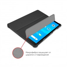 Чехол книжка TPU Airon Premium для Lenovo Tab M8 TB-8505 Black (4821784622453)