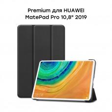 Чехол книжка TPU Airon Premium для Huawei MediaPad M5 Pro 10.8 2019 Black (4821784622490)