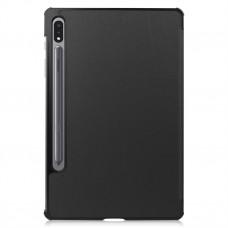 Чехол книжка TPU Airon Premium для Samsung Tab S7 T870 T875 Black (4821784622491)