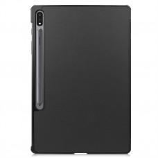 Чехол книжка TPU Airon Premium для Samsung Tab S7 Plus T970 T975 Black (4821784622492)