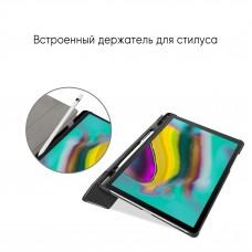 Чехол книжка TPU Airon Premium Soft для Samsung Tab S5e 10.5 A720 725 Black (4821784622494)