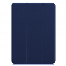 Чехол книжка PU Airon Premium для Apple iPad Pro 12.9 Midnight Blue (4822352781000)