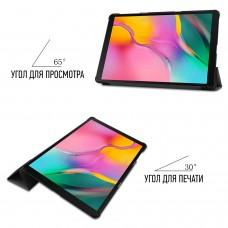 Чехол книжка TPU Airon Premium для Samsung Tab A 10.1 T510 T515 Black (4822352781006)