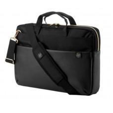 Сумка для ноутбука HP Duotone Briefcase Black 15.6 (4QF94AA)
