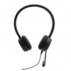 Наушники гарнитура накладные Lenovo Pro Wired Stereo VoIP Black (4XD0S92991)