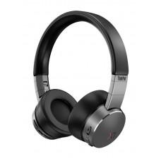 Наушники гарнитура накладные Bluetooth Lenovo ThinkPad X1 ANC Black (4XD0U47635)