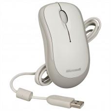 Мышь Microsoft Basic (4YH-00008) White USB