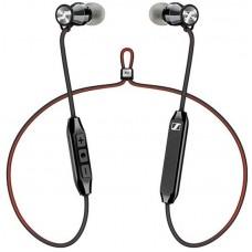 Наушники гарнитура вакуумные Bluetooth Sennheiser Momentum Free M2 IEBT SW Black (507490)