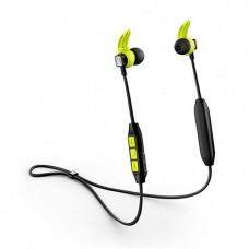 Наушники гарнитура вакуумные Bluetooth Sennheiser CX Sport Black (508256)