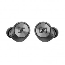 Наушники гарнитура вакуумные Bluetooth Sennheiser Momentum M3 IETW2 True Black (508674)