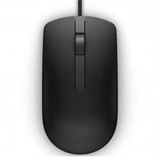 Мышь Dell MS116 Black (570-AAIS) USB